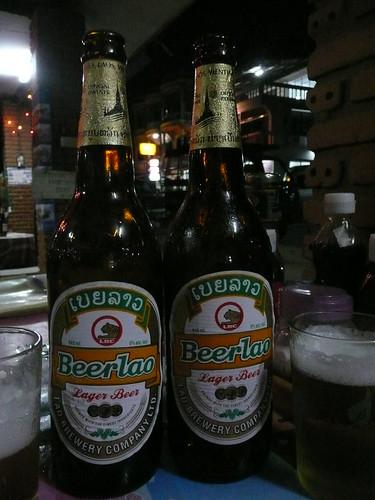 BeerLao - Laos
