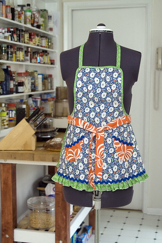 Little Flirty Skirty Apron
