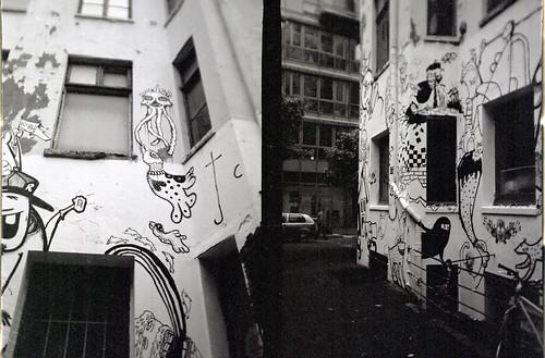 Gängeviertel Streetart