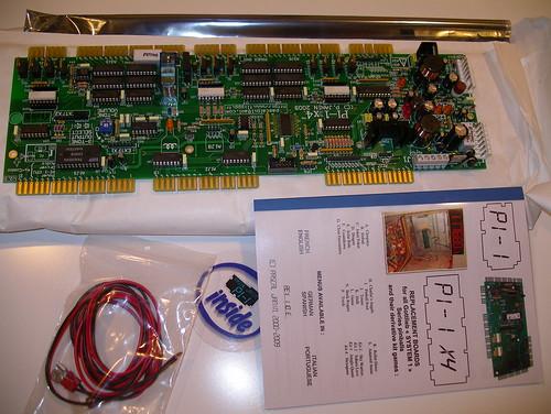 Pascal Janin's PI-1 X4