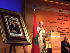 MENA-OECD Ministerial Conference in Marrakech