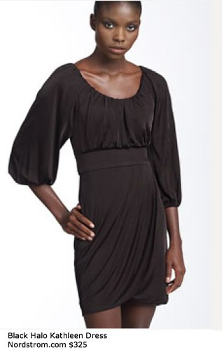Black Halo _Kathleen_ Dress - Sleeves - Nordstrom