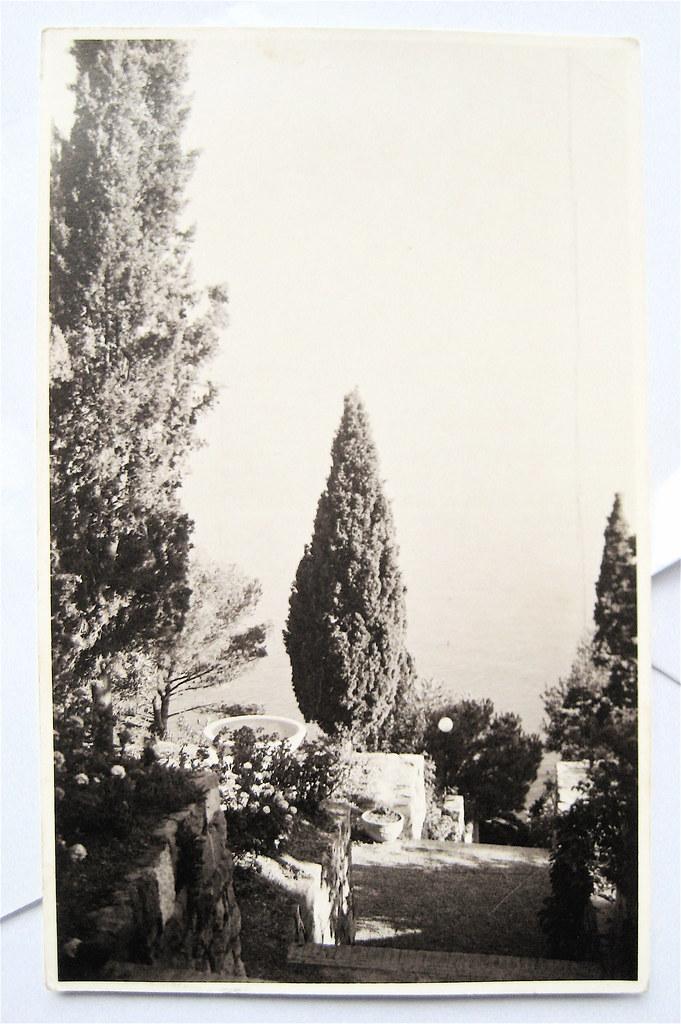 giardino, 1950