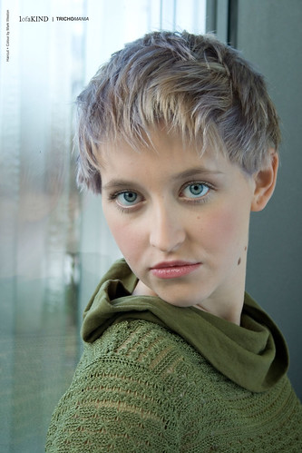 free short hairstyle pictures. short hairstyle. haircut and colour by Mark Weston www.trichomania.com