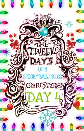 12 days day 4 badge 2009 christmas Campaign!
