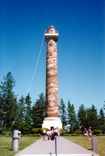 Astoria Column, Astoria OR