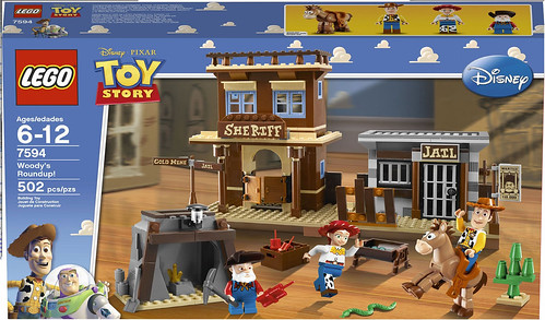 7549 Woody's Roundup