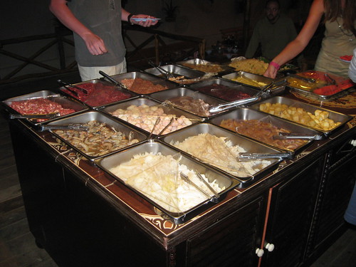 The Thai BBQ Buffet