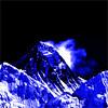 Plume in Blue (Everest ) (josef...) Tags: nepal pointofview thepyramid bobsyouruncle finestnature mnteverest thebestgallery daarklands finestimages flickrvault trolledproud artnetcontemporaryartists