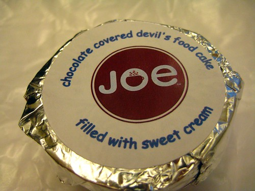 Ring Dings for Joe