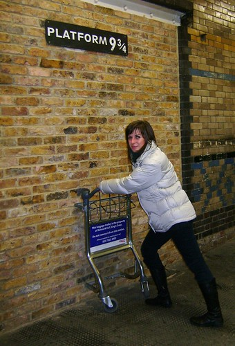 binario harry potter londra