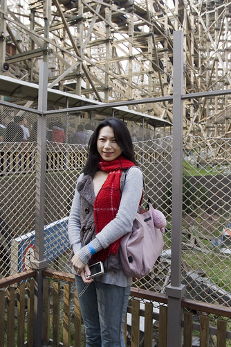 愛寶樂園 雲霄飛車 韓國之旅