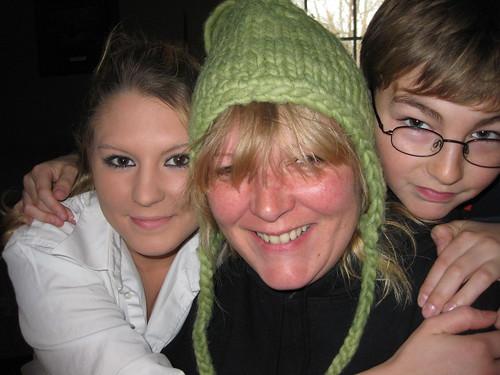 Brandi, Heidi and Cody