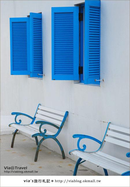 【桃園餐廳】桃園新屋地中海風~卡托米利庭園咖啡餐廳10