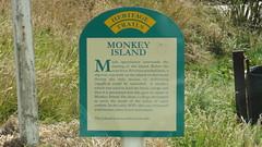 Monkey Island Sign