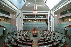 House of Representatives (Adam Dimech) Tags: house building architecture democracy interior australia parliament chamber government canberra capitalhill federal act federation houseofrepresentatives representatives australiancapitalterritory federalgovernment lowerhouse commonwealthgovernment commonwealthparliament federalparliament