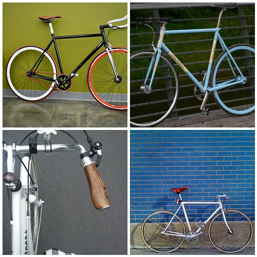 Recent Bike Favs