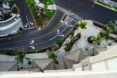 Grand Waikikian shot of the balcony