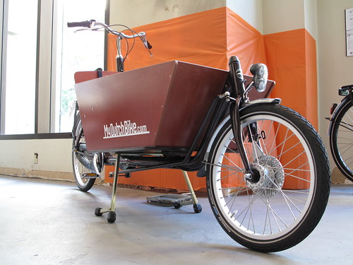 Bakfiets Long Box