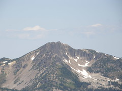 Slide mountain (I think) from Crystal peak summit.