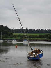 Boat in Woodbridge (crwilliams) Tags: favorite boats suffolk woodbridge date:month=july date:day=11 date:year=2009 date:wday=saturday date:hour=11