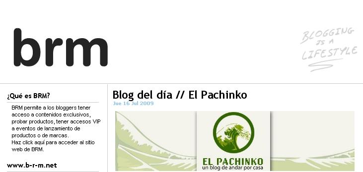 El Pachinko - Blog del día