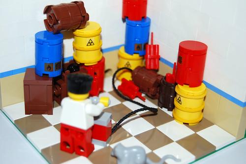 Lego Exterminator