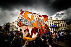 Brouhaha International Street Festival (petecarr) Tags: street liverpool dancers dancing parade toxteth brouhaha capitalofculture princessavenue liverpool08