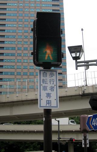 Learn Japanese Kanji with Pictures - Traffic Signs 2 ⑤