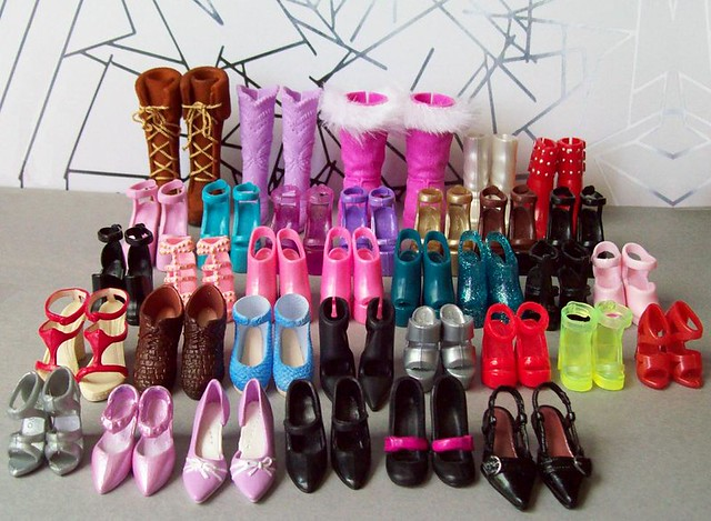 fashion toy toys boot shoe shoes doll dolls boots barbie tranny heels heel pullip rement pullips fever
