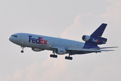 Federal Express (FedEx) - McDonnell Douglas DC-10-10F (MD-10-10F) - N366FE - Gretchen - John F. Kennedy International Airport (JFK) July 24, 2009 3000 771 RT CRP (TVL1970) Tags: airplane geotagged nikon aircraft aviation gretchen jfk dac ge fedex airliners unitedairlines jfkairport generalelectric dc10 mcdonnelldouglas trijet federalexpress kennedyairport gp1 d90 dc1010 johnfkennedyinternationalairport md10 mcdonnelldouglasdc10 dc10f dc1010f md1010f cf6 douglasaircraft jfkinternational kjfk nikond90 nikkor70300mmvr 70300mmvr douglasaircraftcompany md10f n366fe nikongp1 n1803u cf66d gecf6d