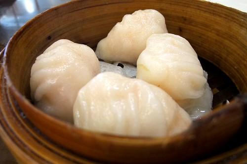 Har Kow (Prawn Dumplings)