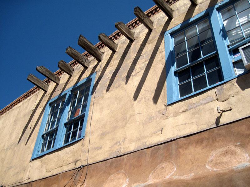 santa fe: courtyard