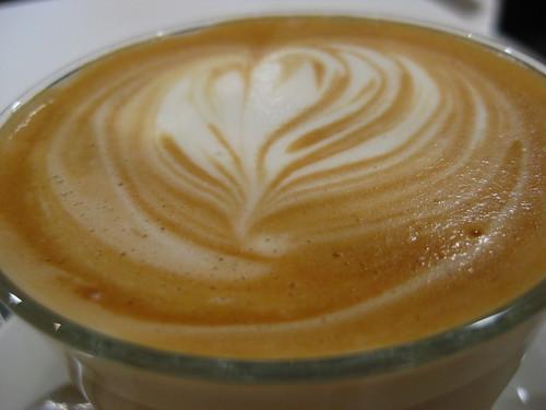 Coffee @ Deja Brew