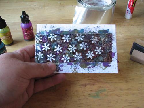 Inked Aluminum Tape 015