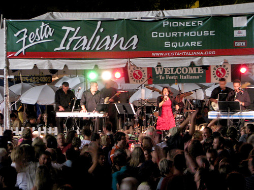 Festa Italiana 2009 - Portland, OR
