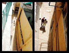Alley (JMaddox) Tags: travel people rooftop nikon 1870mmf3545g morocco below nikkor dslr d80 thebestofday gnneniyisi nikonflickraward