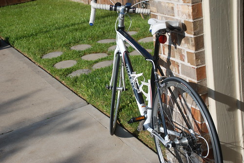 Simone...my trk road bike by you.