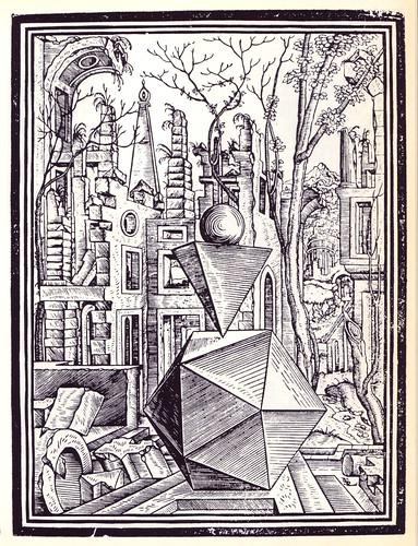 Geometria et Perspectiva - Lorenz Stöer, 1567 d