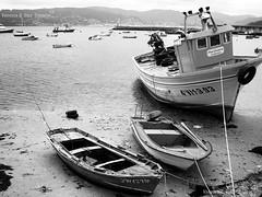 MAR (vanessa_diazc) Tags: old viaje bw espaa black blanco water landscape mar agua aqua mare negro paisaje paesaggio urbanblackandwhite