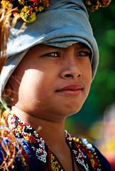 Bright Eyes (maraculio) Tags: portrait child brighteyes artphotography davaocity dabaw maraculio kadayawanfestival2009
