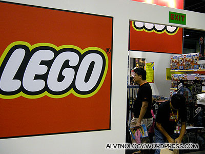 Lego - my favourite childhood toy