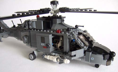 SH-78 lego helicopter