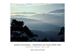 MorningAtCampJohnHay (aaron.fegidero) Tags: photography baguiocity campjohnhay d90