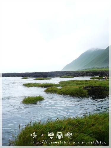 蘭嶼野銀冷泉8