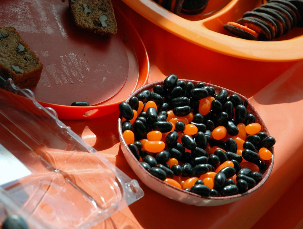 Beaver/Halloween Jellybeans
