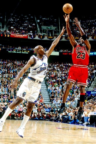 MJ vs Bruss