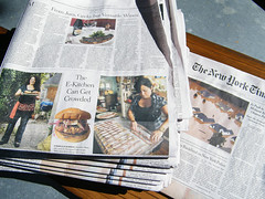 WOW. MyLastBite in the New York Times