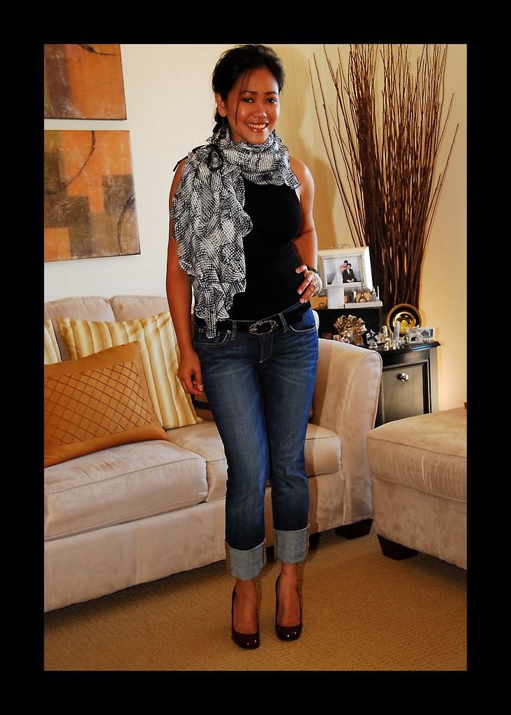 cmv skirt - scarf1