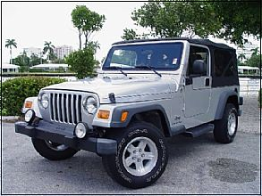 2005 JEEP WRANGLER UNLIMITED SUV by AccardiMotors